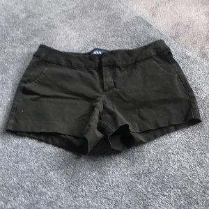 Black Old Navy shorts. Women's
